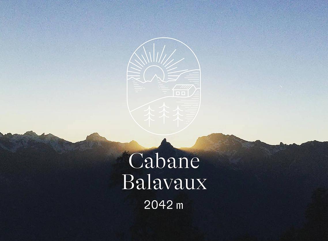 Cabane Balavaux